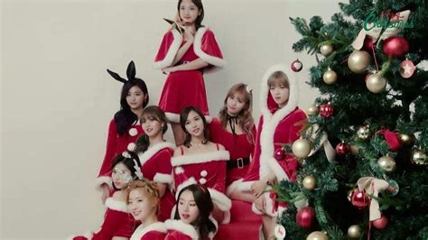twice christmas screenshots twice christmas edition quot behind film quot ctto