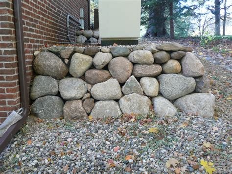 Natural Stone For Home Exterior - natural stone walls and structures minnesota outdoor solutions