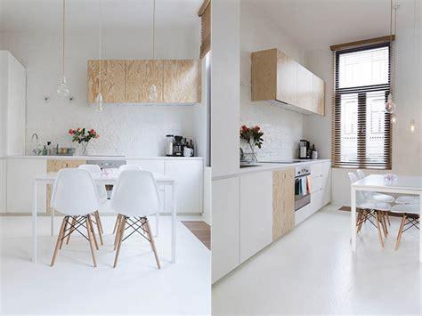 apartamento loft minimalista en blanco y negro decoraci 243 n loft de dise 241 o minimalista blog de decoraci 243 n