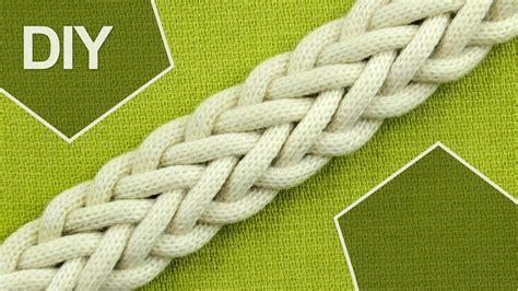 strand double braid youtube