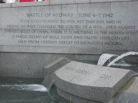 battle  midway quote  wwii memorial  dp  dc adventures   capital