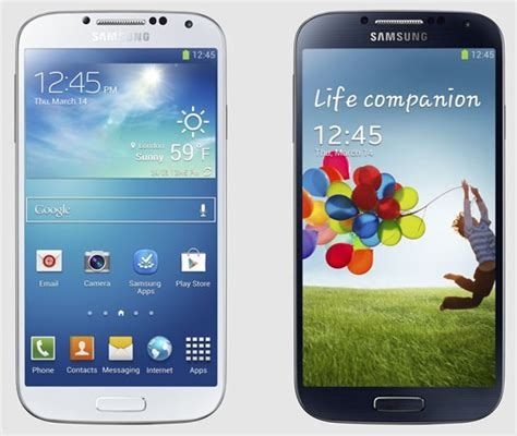 ir led on galaxy s4 samsung officially announces the samsung galaxy s4