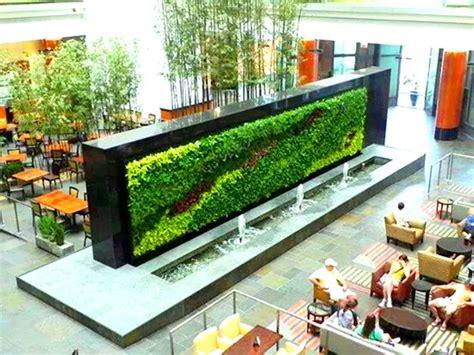 contoh desain taman vertikal renovasi rumahnet