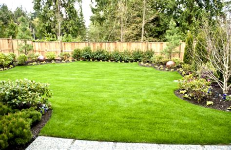 easy yard landscaping ideas backyard landscape design simple decoration landscaping
