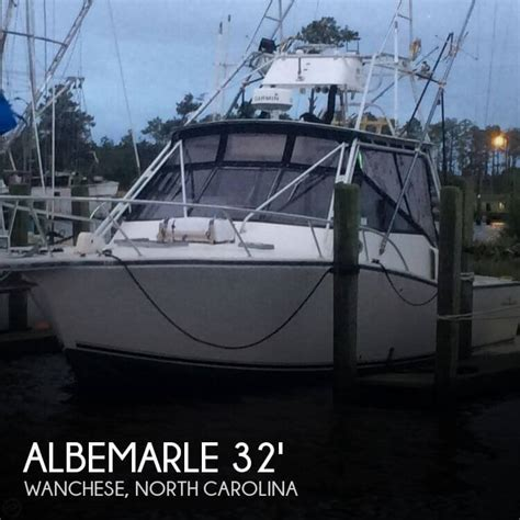albemarle boats for sale north carolina albemarle 32 sportfisherman for sale in wanchese nc for