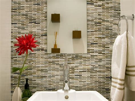 bathroom backsplash beauties bathroom ideas designs hgtv bathroom backsplash styles and trends hgtv