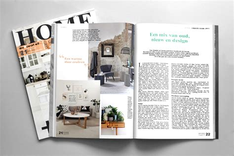 layout magazine download single project akad creative digital agency html template