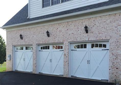 garage doors with hardware decorative handles hinges