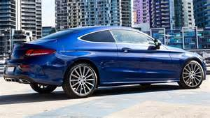 Mercedes C300 Coupe 2016 Mercedes C300 Coupe Review Road Test Carsguide