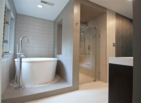 ranch house bathroom remodel suburban zen single family residence ranch remodel