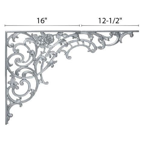decorative corner brackets for picture frames decorative corner brackets decorative metal shelf brackets