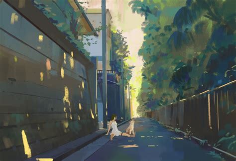 here s the concept art that inspired the robot from the studio ghibli inspired artwork by atey ghailan concept