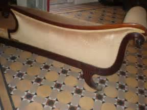 regency chaise longue antiques atlas