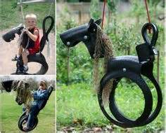horse tire swing plans how to make a tire swing horse woodworking projects plans
