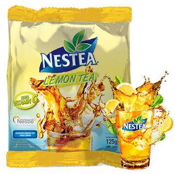 Nestle Lemon Tea Professional produk nestea lemon tea nestle professional best seller