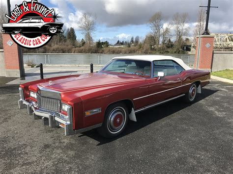 1976 Cadillac Eldorado Convertible by 1976 Cadillac Eldorado Convertible For Sale 82973 Mcg
