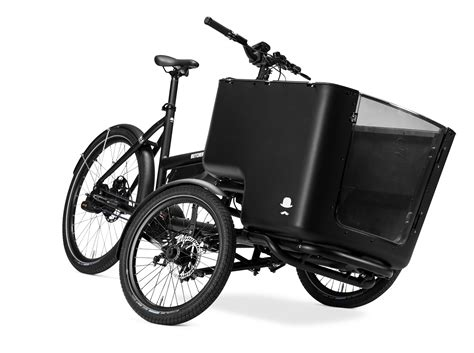 3 Wheel Electric Cargo Bike by Electric Cargo Bikes A Key Transport Solution For