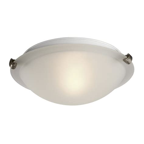 How To Mount A Ceiling Light Galaxy Lighting 680112 2 Light Ofelia Flush Mount Ceiling Light Lowe S Canada