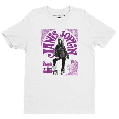 janis joplin kozmic blues  shirt lightweight vintage style