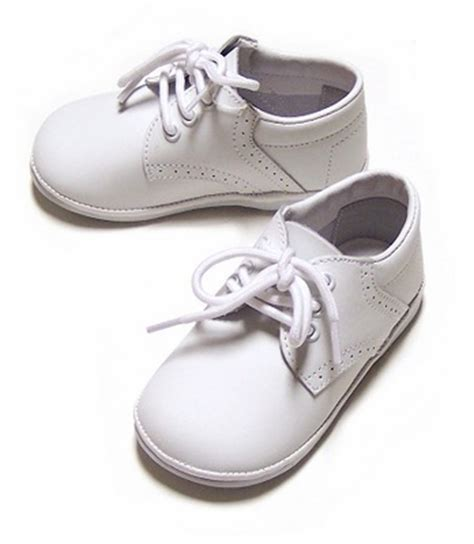 Baby Dress Baby Shoes l amour baby boys white leather dress oxfords shoes