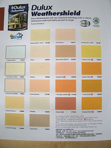 the malaysia project more bad color from dulux