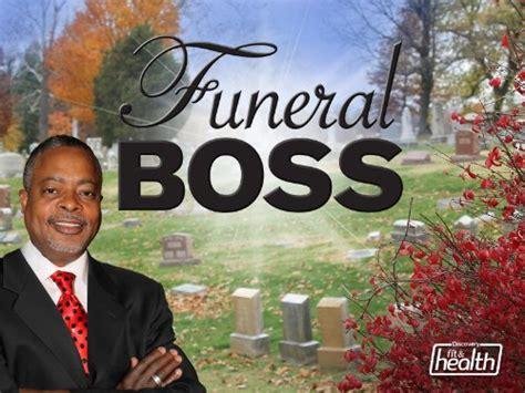 funeral boss tv series