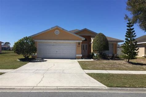 9 Bedroom Villas Kissimmee House To Rent In Lakeside Florida With Pool 4245