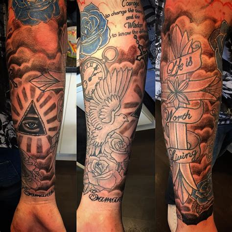 cool mens tattoos mens sleeve tattoos images for tatouage