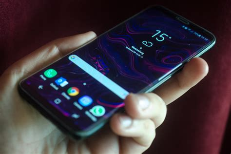 Samsung Galaxy S8 Edge Hdc Real Infinity samsung galaxy s8 review design battery more