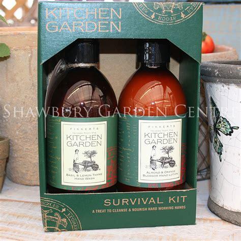 bathroom survival kit fikkerts kitchen garden survival kit