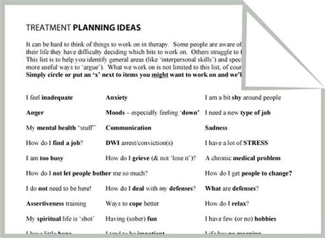 pengertian layout family therapy mental health treatment planning ideas worksheet google