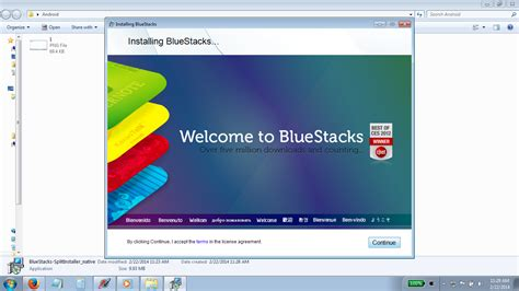 whatsapp for pc 5 easy steps with bluestacks techno inside steps to install and run bluestacks and whatsapp free in your computer