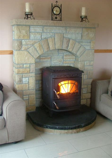 sandstone fireplace 17 best images about natural stone fireplaces mcmonagle