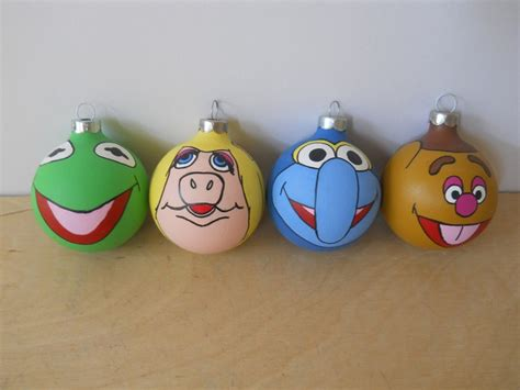 muppet ornaments the muppets painted ornament decor 2