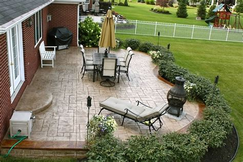 patio layout ideas patios paths driveways portfolio green works landscape design
