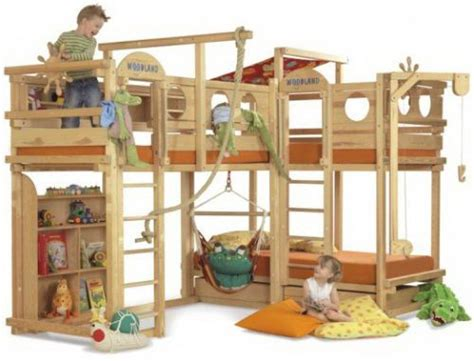 creative bunk beds furniture arcade creative bunk beds