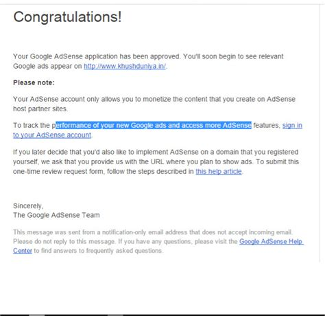 blogger qualify for adsense with only a blogger blog do not apply to adsense warong