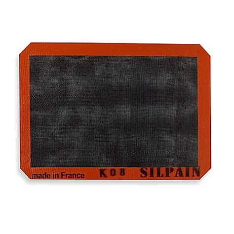 silpat matte buy silpat 174 silpain 174 silicone bread baking mat from bed