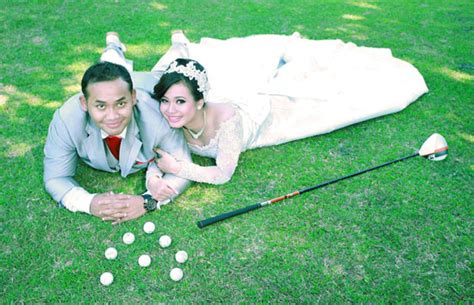 Wedding Organizer Bengkulu by Foto Pre Wedding Outdoor Lebih Wah Tapi