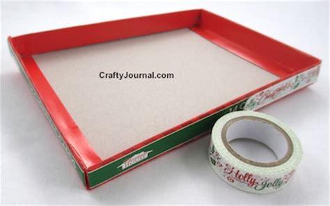 card box into gift box idea 2