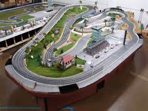 slot car track layouts search track day