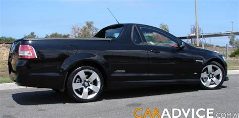 most comfortable ute 2007 holden ss v ute manual first steer caradvice