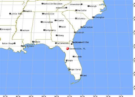 map of gainesville fl detailed map of florida image collections diagram