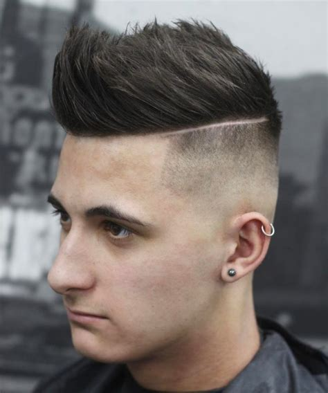 High And Tight Hairstyle by 75 Best High And Tight Haircut Ideas Show Your Style 2018