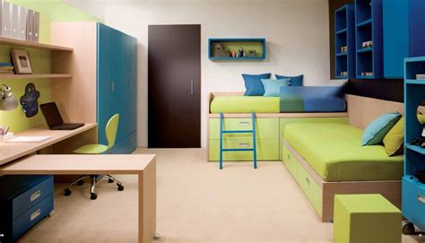 how to make a small kids bedroom look bigger organizing small space house ideas model home interiors