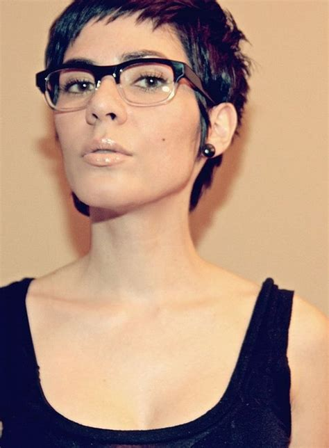 hairstyles for hipster glasses 1633 best images about short hipster hair on pinterest