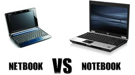 Diferencias Entre Una Laptop Notebook Netbook Y Una Apexwallpapers | que comprar las diferencias entre notebook y netbook