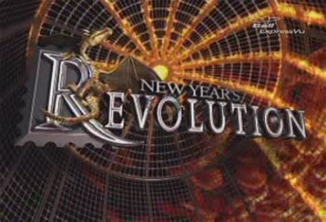 new year s revolution logopedia the logo and