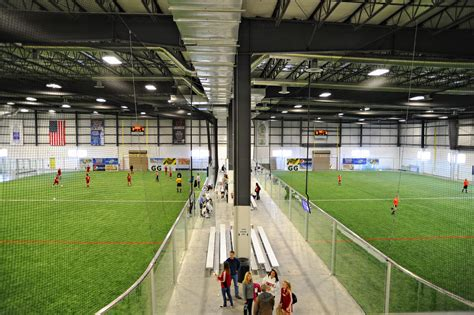 Virginia Beach Field House Baskervill Archinect