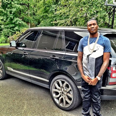 meek mill bentley truck meek mill s range rover cars